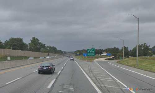pa i276 service center eastbound mile marker-328.4