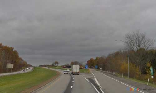 pa i79 rest area northbound mile marker 107