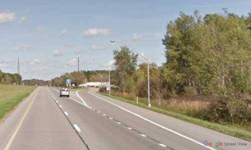 pa i79 rest- area northbound mile marker 135
