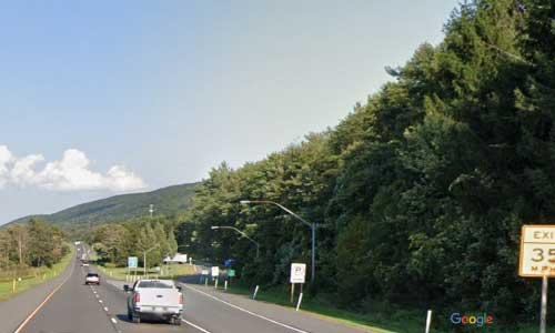pa i80 rest area eastbound mile marker 246