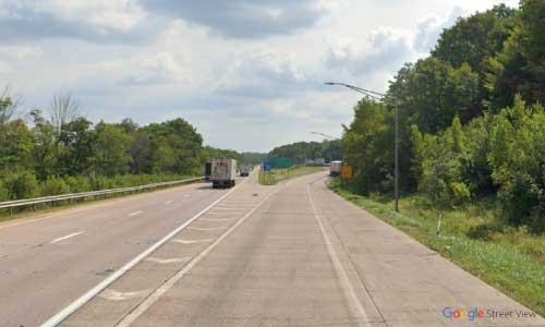pa i80 rest area eastbound mile marker 270
