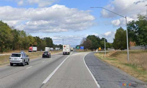 pa i81 rest area northbound mile marker 1