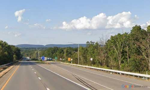pa i81 rest area northbound mile marker 157
