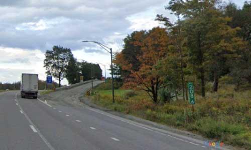 pa i81 rest area southbound mile marker 208