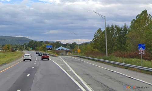 pa i81 rest area southbound mile marker 232